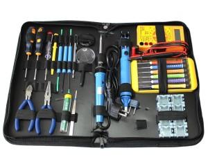 Lötset Elektronikset Werkzeugset Multimeter