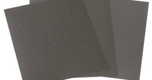 Wolfcraft Bogen Nass-/ Trocken-Schleifpapier Korn SB-verpackt